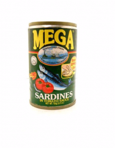Mega Sardines [in tomato sauce] | Buy Online at the Asian Cook Shop
